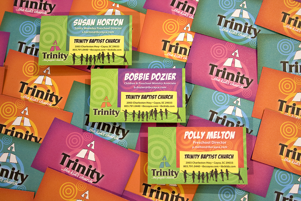 Trinity Baptist Church Identity - Genesis Studios